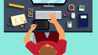قالب های مینیمال در طراحی وب سایت