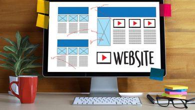 راه اندازی و ساخت سایت