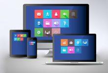 تنظیم وب سایت برای موبایل